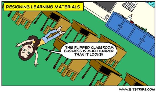 BS flipped classroom